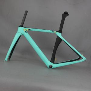 bianchi color SERAPH bike racing frame Carbon Road Frame Aerodynamic Design Carbon Road Racing Frame TT-X1 , SERAPH brand