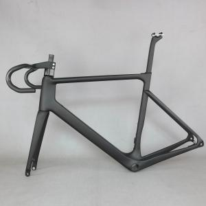 2019 new super light disc rotor Full Carbon Road Bike Frame with Disc Brake Flat Mount