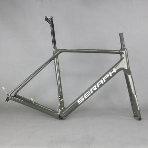2020 Flat Mount new EPS disc carbon road frame Bicycle Frameset FM009 New EPS technology disc road bike frame custom paint